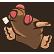 Worms Revolution Emoticon Mole