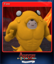Adventure Time Finn and Jake Investigations Card 2