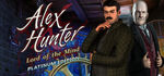Alex Hunter Lord of the Mind Platinum Edition Logo