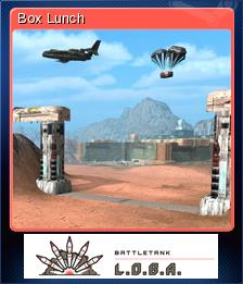 Battletank LOBA Card 5