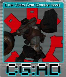 CortexGear AngryDroids Foil 4