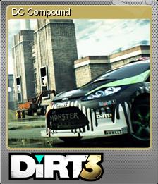 DiRT 3 Complete Edition Foil 1