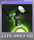 Life Goes On Foil 6