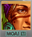 MOAI 3 Trade Mission Collector's Edition Foil 4