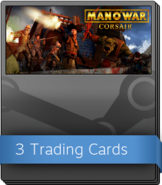 Man O' War Corsair Booster Pack