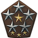 March of War Badge Foil