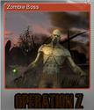 Operation Z Foil 2