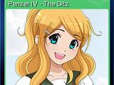 Panzermadels: Tank Dating Simulator - Panzer IV - The Ditz