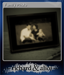 Richard & Alice Card 5