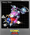 Sonic Mania Foil 4