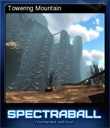Spectraball Card 6