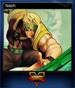 Street Fighter V Card 10
