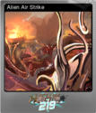 The Battle for Sector 219 Foil 08