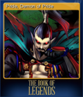 The Book of Legends Card 6