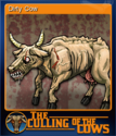 The Culling Of The Cows Card 6