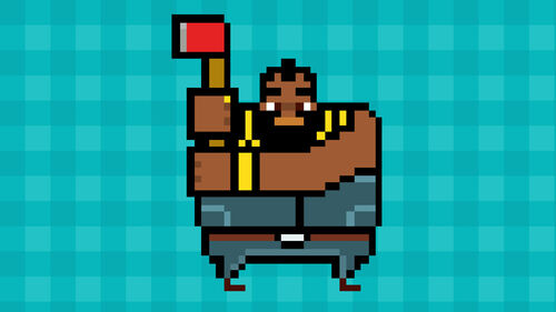 Timberman Artwork 4