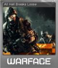 Warface Foil 6