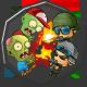 Zombie Wars Invasion Badge 2