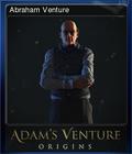 Adam's Venture Origins Card 5