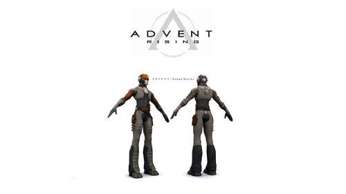 Advent Rising Artwork 05