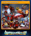 Awesomenauts Card 14