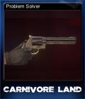 Carnivore Land Card 3