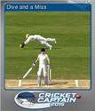 Cricket Captain 2015 Foil 1
