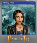Crystals of Time Foil 2