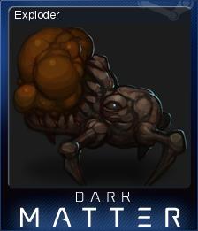 Dark Matter Card 7