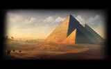Deadfall Adventures Background Pyramids of Egypt Background