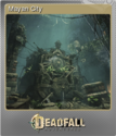 Deadfall Adventures Foil 10