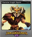 Dungeon Defenders II Foil 08
