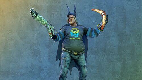 Gotham City Impostors Artwork 4