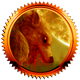 Guise Of The Wolf Badge 03
