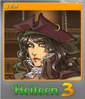Heileen 3 New Horizons Foil 03