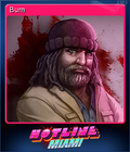 Hotline Miami Card 2