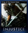 Injustice Gods Among Us Card 7