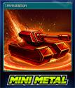Mini Metal Card 01