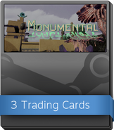 Monumental Booster Pack