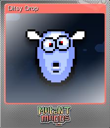 Mutant Mudds Deluxe Foil 8