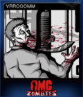 OMG Zombies Card 4