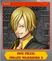 One Piece Pirate Warriors 3 Foil 3
