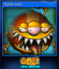 Oozi Earth Adventure Card 2
