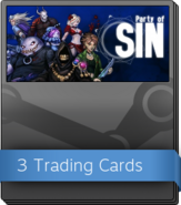Party of Sin Booster Pack