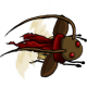 RADical ROACH Deluxe Edition Badge 1