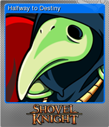 Shovel Knight Foil 4