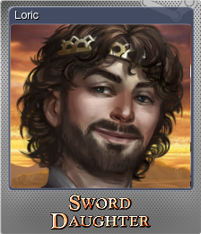 Sword Daughter Foil 5