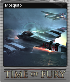 Time of Fury Foil 3