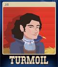 Turmoil Card 3