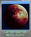 Unending Galaxy Foil 4